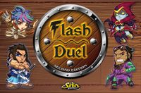 Board Game: Flash Duel: Second Edition