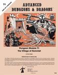 RPG Item: T1: The Village of Hommlet