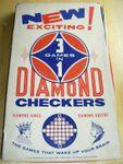 Board Game: Diamond Checkers