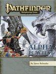RPG Item: Pathfinder Roleplaying Game Alpha Playtest