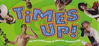 Board Game: Time's Up!