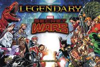 Board Game: Legendary: A Marvel Deck Building Game – Secret Wars, Volume 2