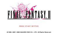 Video Game: Final Fantasy II
