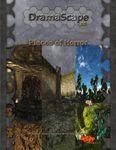 RPG Item: Places of Horror, Volume 1