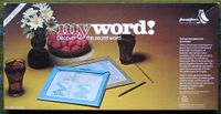 Board Game: What's My Word?