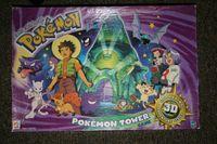 Board Game: Pokémon Tower