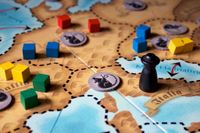 Board Game: Rattus