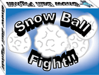 Board Game: Snow Ball Fight!!