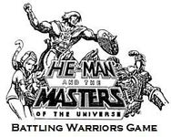 Board Game: He-Man and the Masters of the Universe Battling Warriors Game