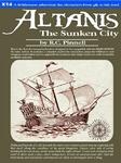 RPG Item: X14: Altanis, the Sunken City