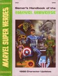 RPG Item: MU8: Gamer's Handbook of the Marvel Universe: 1992 Character Updates