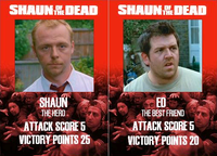 Board Game: Shaun of the Dead Card Game