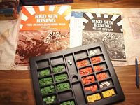 Board Game: Red Sun Rising: The Russo-Japanese War 1904-05