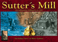 Board Game: Sutter's Mill
