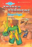 RPG Item: The Transformers #5: Desert Flight
