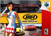 Video Game: Ridge Racer 64