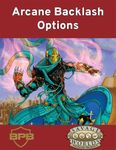 RPG Item: Arcane Backlash Options