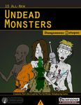 RPG Item: M-07: 10 All-New Undead Monsters