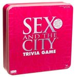 Board Game: Sex and the City Trivia Game