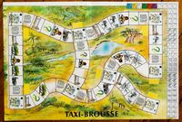 Board Game: Taxi Brousse
