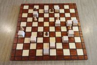 Board Game: Amazons