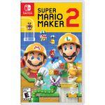 Video Game: Super Mario Maker 2