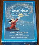 Board Game: Trivial Pursuit: Walt Disney Family Edition Card Set
