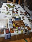 Board Game: Mage Knight Board Game