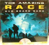 Board Game: The Amazing Race: DVD Board Game