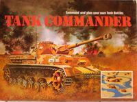 Board Game: Tank Commander