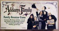 Board Game: The Addams Family Family Reunion Game