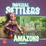 Board Game: Imperial Settlers: Amazons