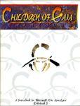 RPG Item: Children of Gaia Tribebook (1st Edition)