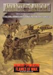 Board Game: Avanti Savoia: Intelligence Handbook on Italian Armoured and Infantry Forces