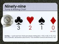 Board Game: Ninety-Nine