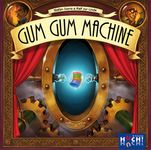 Board Game: Gum Gum Machine
