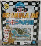 Board Game: Formula Dé Circuits 19 & 20: Suzuka & Melbourne