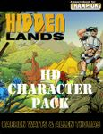 RPG Item: Hidden Lands (HD Character Pack)