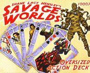 RPG Item: Savage Worlds Action Deck