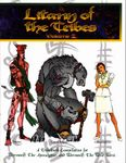 RPG Item: Litany of the Tribes, Volume 2