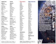 RPG Item: All Spark