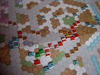 Board Game: Corteo