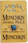 Board Game: Munchkin Journal Pack 2