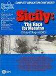 Board Game: Sicily: The Race for Messina