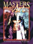 RPG Item: Masters of the Art