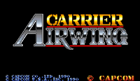 Video Game: Carrier Air Wing