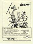 RPG Item: Storm