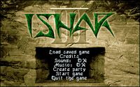Video Game: Ishar 3: Seven Gates of Infinity