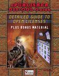 RPG Item: ePublisher D20/OGL Guide