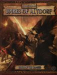 RPG Item: Paths of the Damned vol. 2: Spires of Altdorf
